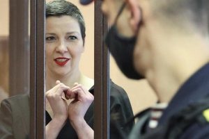Belarus opposition leader Maria Kolesnikova gets 11 years in jail