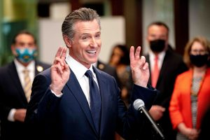 Governor wins the betting markets Gavin Newsom as California recall effort enters home stretch