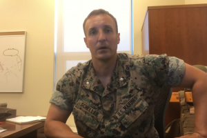 Marine criticizing Afghan military pullout pleads guilty