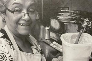 """NYC's """"Arepa Lady"""", a food cart owner who has grown into a thriving business."""